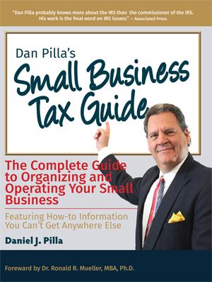 Dan Pilla Small Business Tax Guide